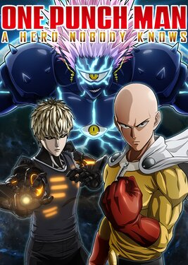 One Punch Man: A Hero Nobody Knows постер (cover)