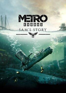 Metro Exodus - Sam's Story постер (cover)