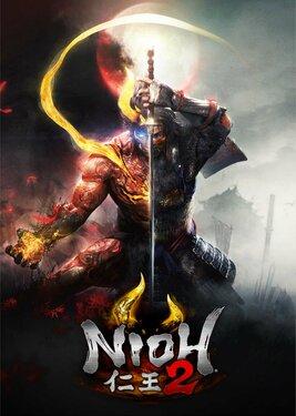 Nioh 2 постер (cover)