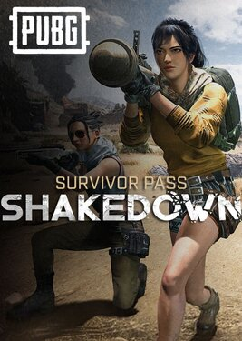 Playerunknown's Battlegrounds - Survivor Pass: Shakedown