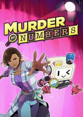 Murder by Numbers постер (cover)