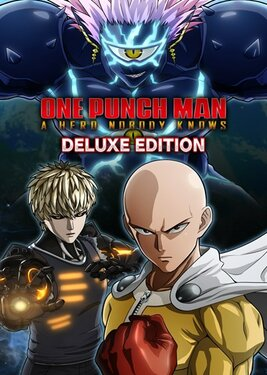 One Punch Man: A Hero Nobody Knows - Deluxe Edition постер (cover)