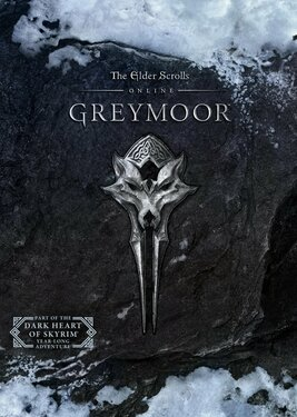 The Elder Scrolls Online: Greymoor постер (cover)