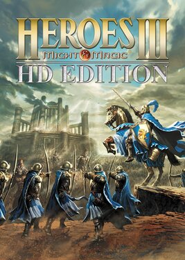 Heroes of Might & Magic III – HD Edition постер (cover)