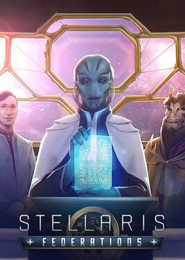 Stellaris: Federations постер (cover)