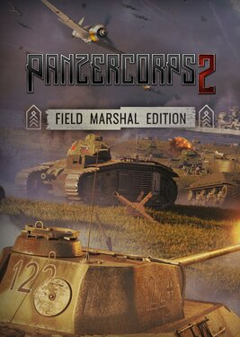 Panzer Corps 2 - Field Marshal Edition постер (cover)