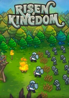 Risen Kingdom постер (cover)