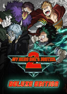 MY HERO ONE'S JUSTICE 2 – Deluxe Edition