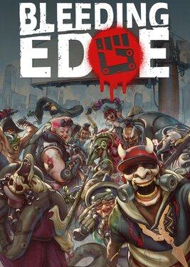 Bleeding Edge постер (cover)