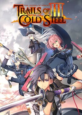 The Legend of Heroes: Trails of Cold Steel III постер (cover)