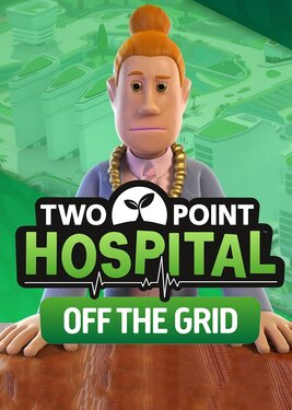 Two Point Hospital: Off the Grid постер (cover)