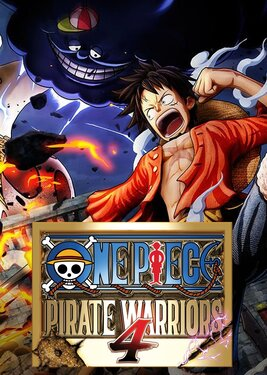 ONE PIECE: PIRATE WARRIORS 4 постер (cover)