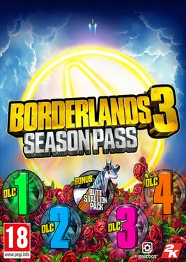 Borderlands 3: Season Pass постер (cover)