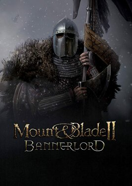 Mount & Blade II: Bannerlord постер (cover)