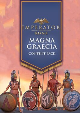 Imperator: Rome - Magna Graecia Content Pack постер (cover)