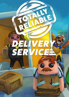 Totally Reliable Delivery Service постер (cover)