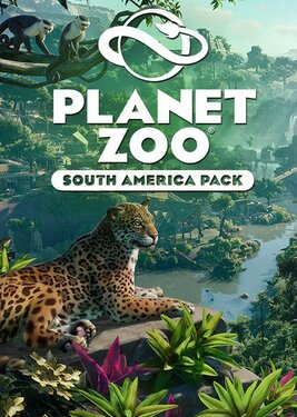 Planet Zoo - South America Pack постер (cover)