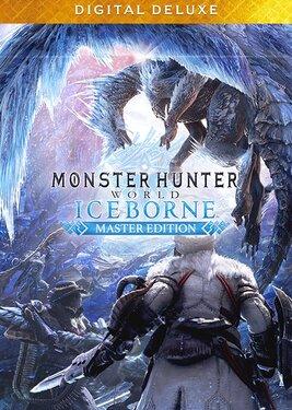 Monster Hunter World: Iceborne - Master Edition Digital Deluxe постер (cover)