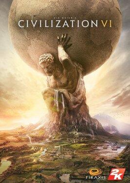 Sid Meier's Civilization VI постер (cover)