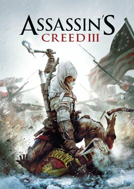 Assassin's Creed III постер (cover)