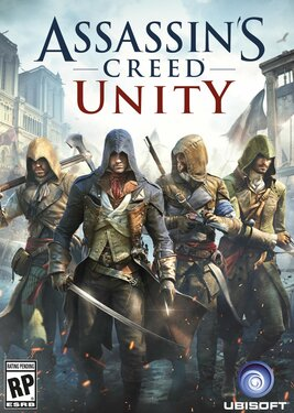 Assassin's Creed: Unity постер (cover)
