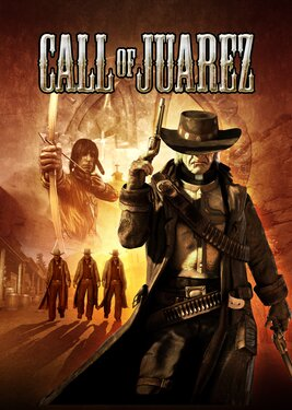 Call of Juarez постер (cover)