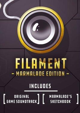 Filament - Marmalade Edition постер (cover)