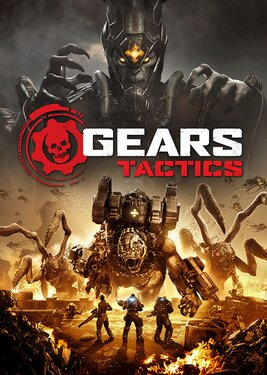 Gears Tactics постер (cover)