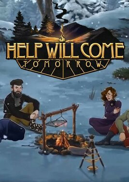 Help Will Come Tomorrow постер (cover)