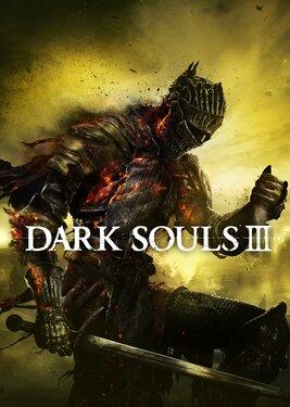 Dark Souls III постер (cover)