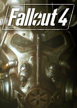 Fallout 4 постер (cover)