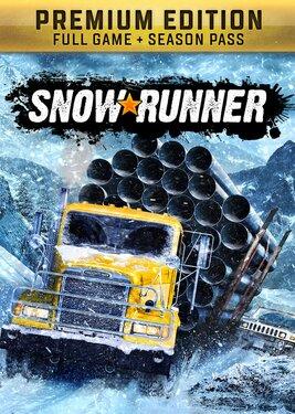 SnowRunner - Premium Edition постер (cover)