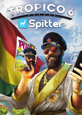 Tropico 6 - Spitter постер (cover)