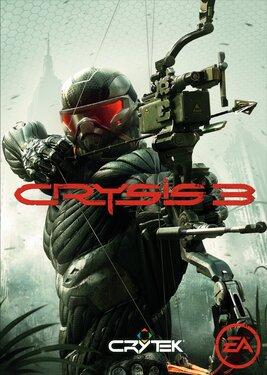 Crysis 3 постер (cover)