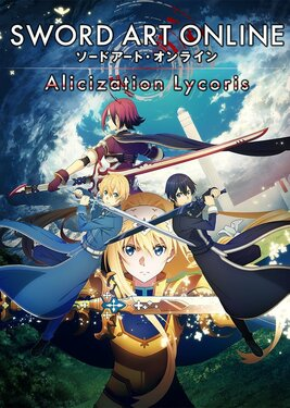 Sword Art Online: Alicization Lycoris постер (cover)