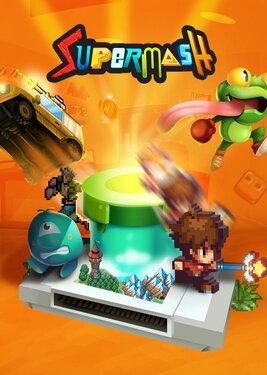 SuperMash постер (cover)