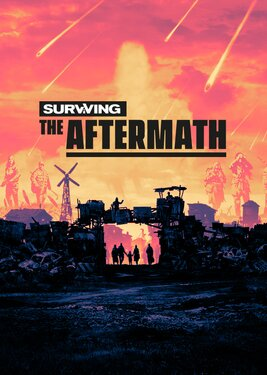 Surviving the Aftermath постер (cover)