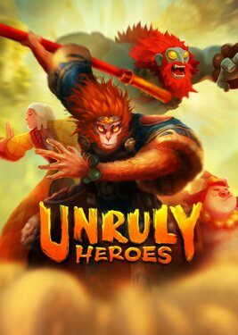 Unruly Heroes постер (cover)