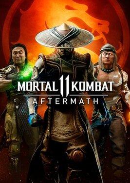 Mortal Kombat 11: Aftermath постер (cover)