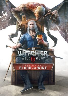 The Witcher 3: Wild Hunt - Blood and Wine постер (cover)