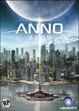 Anno 2205 постер (cover)