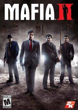 Mafia II постер (cover)