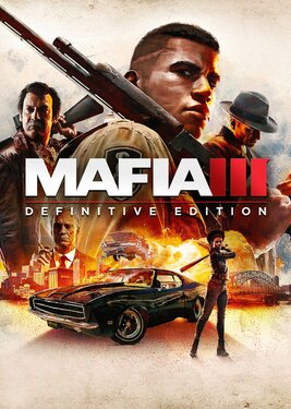 Mafia III: Definitive Edition постер (cover)