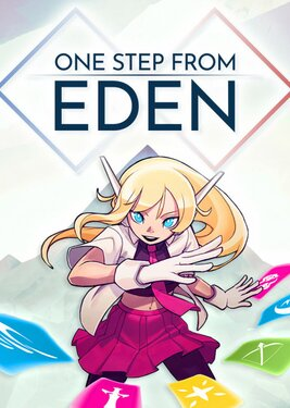 One Step From Eden постер (cover)