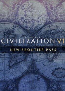 Sid Meier's Civilization VI - New Frontier Pass постер (cover)