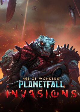 Age of Wonders: Planetfall - Invasions постер (cover)