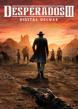 Desperados III - Digital Deluxe Edition постер (cover)