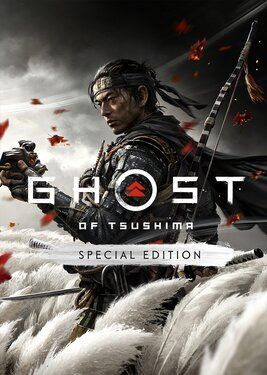 Ghost of Tsushima - Special Edition постер (cover)