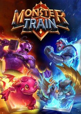 Monster Train постер (cover)