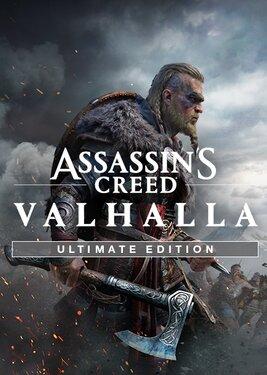 Assassin's Creed: Valhalla - Ultimate Edition постер (cover)
